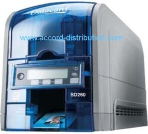 Datacard sd260 imprimante badges cartes pvc - Imprimante carte pvc ...